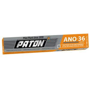 Eléctrodos de Soldadura PATON ANO 36 ELITE Rutilo-Celulose