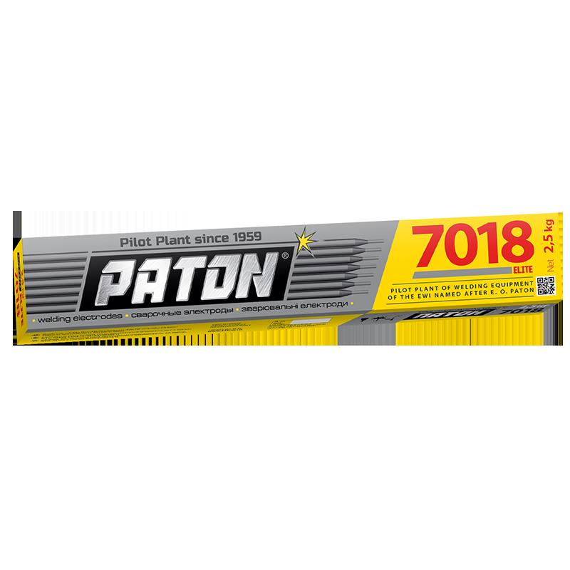Electrodos PATON UONI 13/55 ELITE 7018 Basic